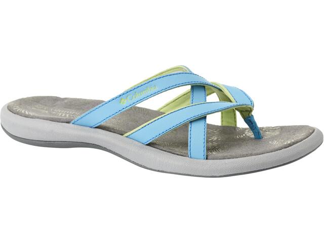 Columbia Kambi II Sandaalit Naiset, riptide/jade lime